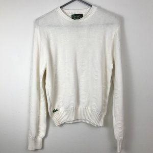 Vintage Izod Lacoste Womens sweater size M
